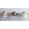 Cowboy Hat Rack - Coated Wire, Black - RCKM-5906