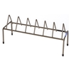 Handgun Rack - Coated Wire, Brown, 6 Pistols - RCKM-6016
