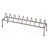 Handgun Rack - Coated Wire, Brown, 9 Pistols - RCKM-6019