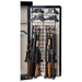 The Maximizer Full Door Gun Safe Organizer - 6 Rifles, 10 Pistols - RCKM-6037