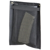 Gun Safe Rack Tall Pouch - Nylon Mesh, Black - RCKM-6142