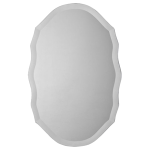 Ashfield Mirror - Beveled, Frameless