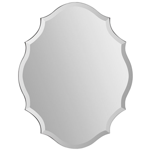 Emma Mirror - Beveled, Frameless