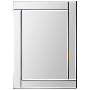 Adan Contemporary Mirror - Rectangular