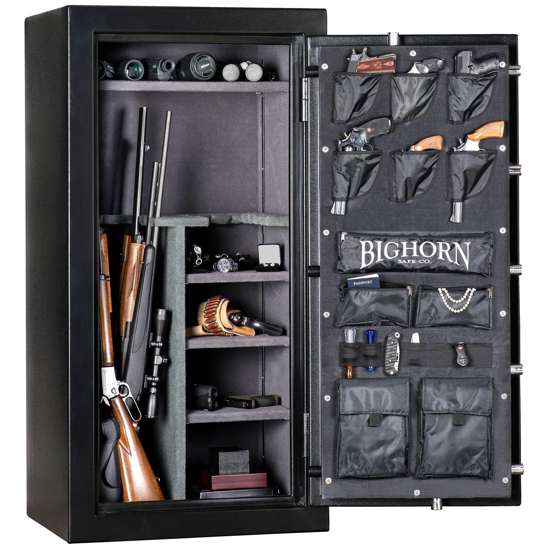 Bighorn 6030elx Gun Safe 26 Gun Capacity Dcg Stores