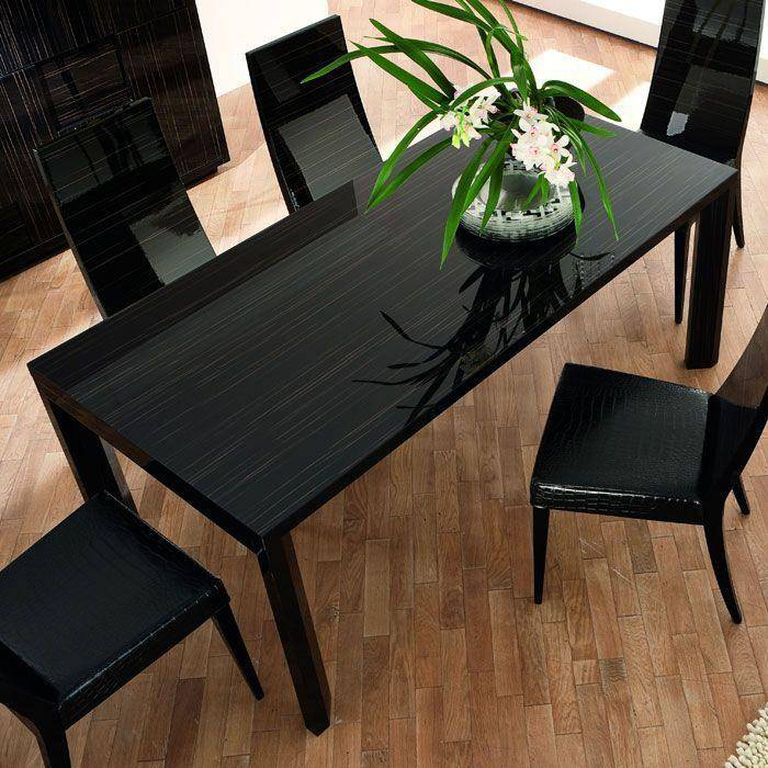 Nightfly Rectangular Table with Extensions - ROS-R4132055430X