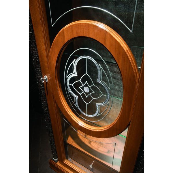 Platinum Curio with Left Door - ROS-R801501000100