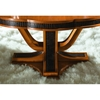 Platinum Round Extension Table - ROS-R801221000000