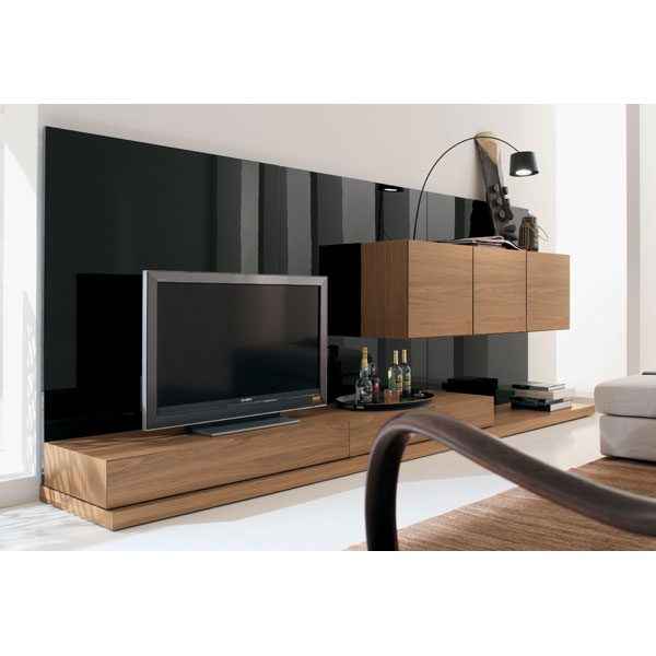Lounge Composition 106 Wall Unit
