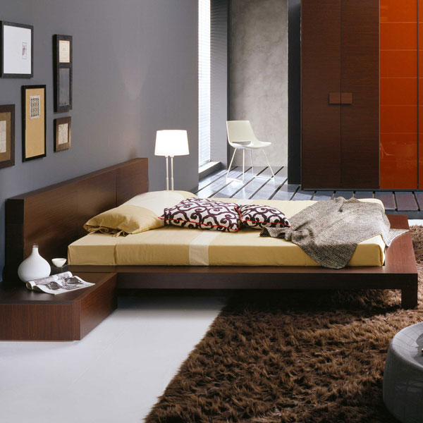 Win Wenge Bed
