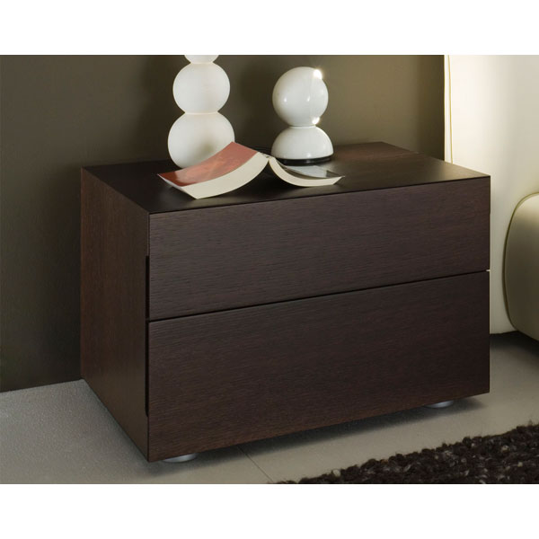 Pavo Sound Wenge Nightstand