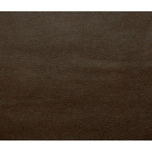 Faux Brown Leather Full Size Futon Cover with 2 Pillows
