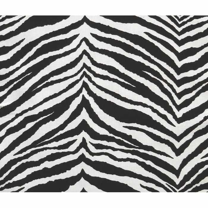 Zebra Full Size Futon Cover with 2 Pillows