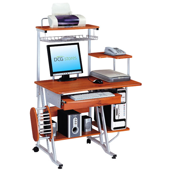 Computer Desk with complete workstation - RTA-1300