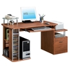 Computer Desk and filing cabinet - RTA-2202