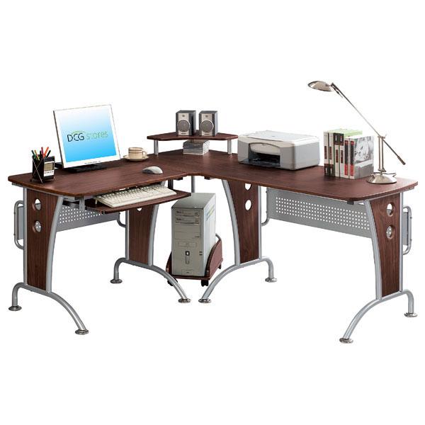 Space saver computer desk Sleek Space Saver Computer Desk Rta3806 Dcg Stores Space Saver Computer Desk Dcg Stores