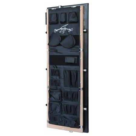 Model 13 gun safe premium door organizer 13 x 48 5 for 13 door