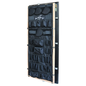 "Model 19 Gun Safe Premium Door Organizer - 19"" x 48.5"""