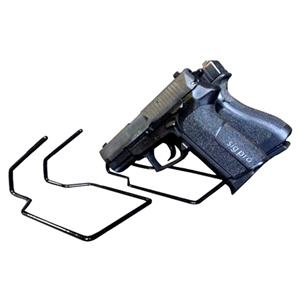 Duelies Handgun Rack - Coated Steel (Set of 2)