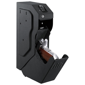 SVB500 SpeedVault Handgun Safe - Biometric Lock, Matte Black