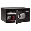 X105 Security Safe / Strong Box - Electronic Lock, Removable Shelf - SEN-X105