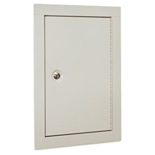 IWC-22 Wall Safe - Removable Shelves, Key Lock