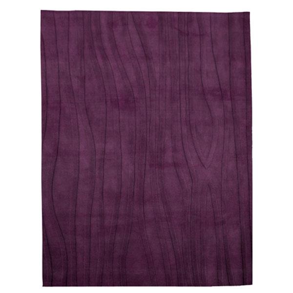 Dark Purple Rugs: Ale - Dark Purple Rug