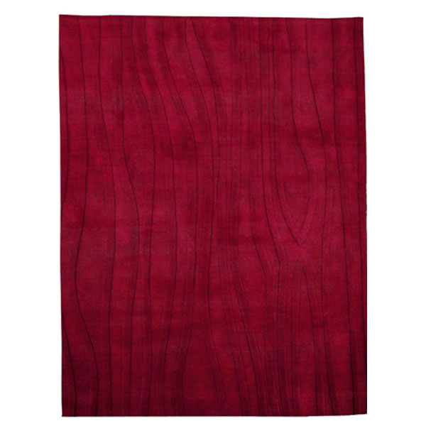 Ale - Wine Red Rug