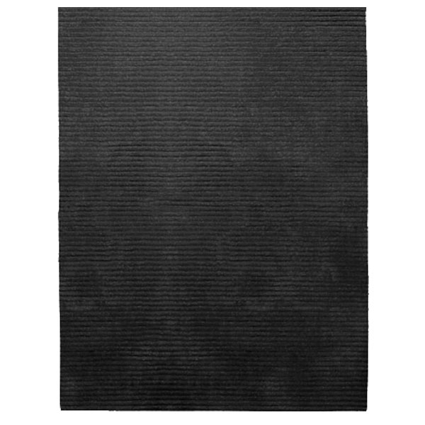 Rectangle Samba Contigo - Almost Black Rug