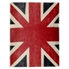 Union Jack - Red, Beige & Dark Blue Rug