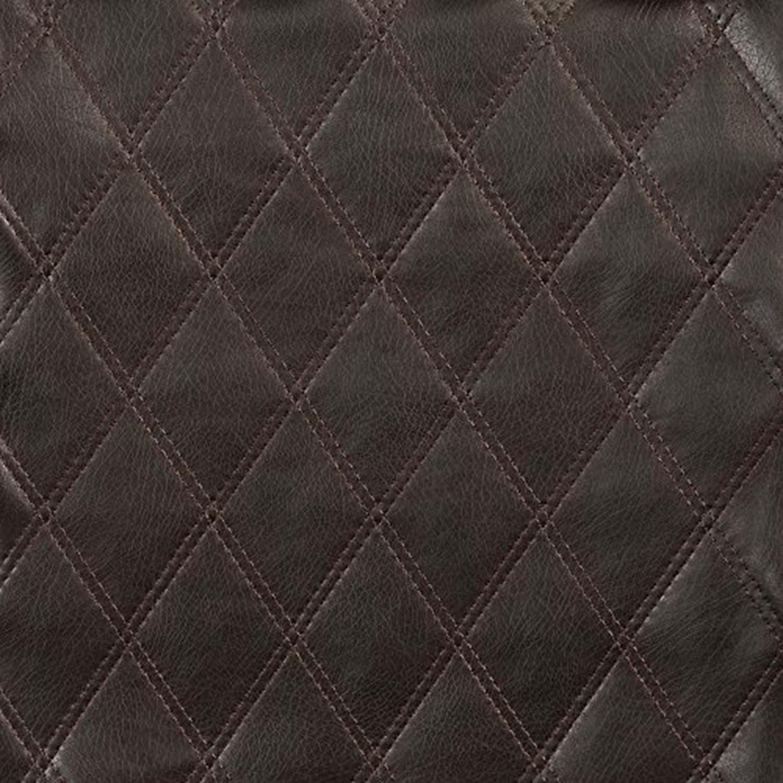 Lilo Chocolate Faux Leather Futon Cover Dcg S
