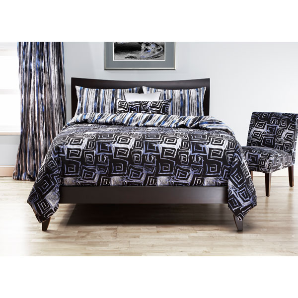 Cosmotech Washable Contemporary Bedding Set