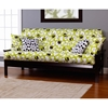 Full Circle Green Futon Cover Sis A Fcgr