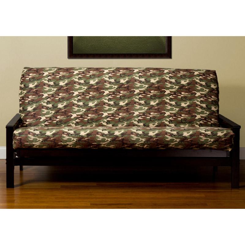 galaxy camo futon cover dcg stores