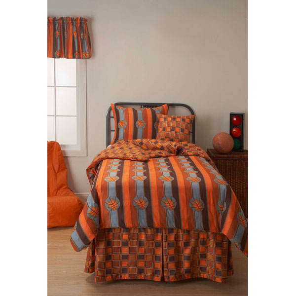 Game Day Bedding for Kids