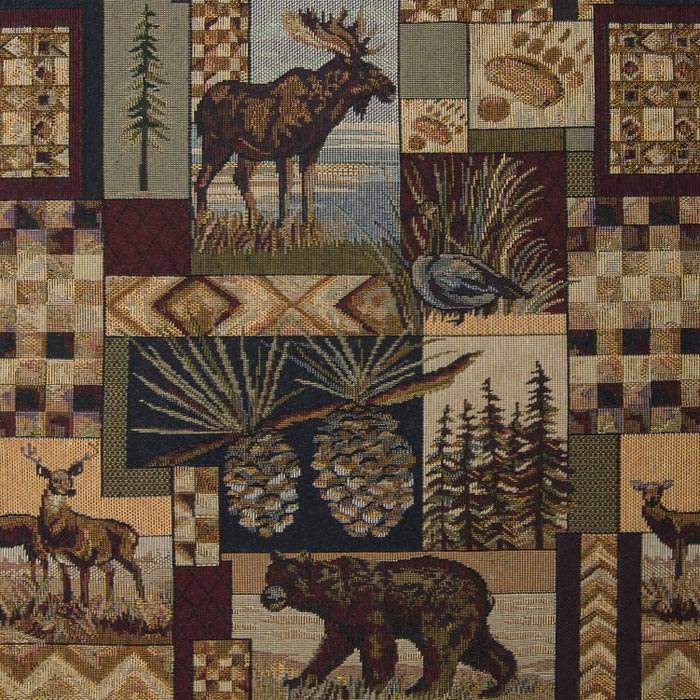 Genial Peteru0027s Cabin Futon Cover