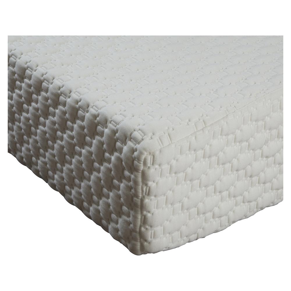 Somea Basic 8 Twin Mattress White Dcg Stores