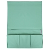 Storit Canvas Bedside Storage Caddy - Turquoise - SS-100044
