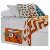 Storit Canvas Bedside Storage Caddy - Orange - SS-100046