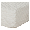 "Somea Basic 8"" Memory Foam Mattress - White - SS-10015-MAT"