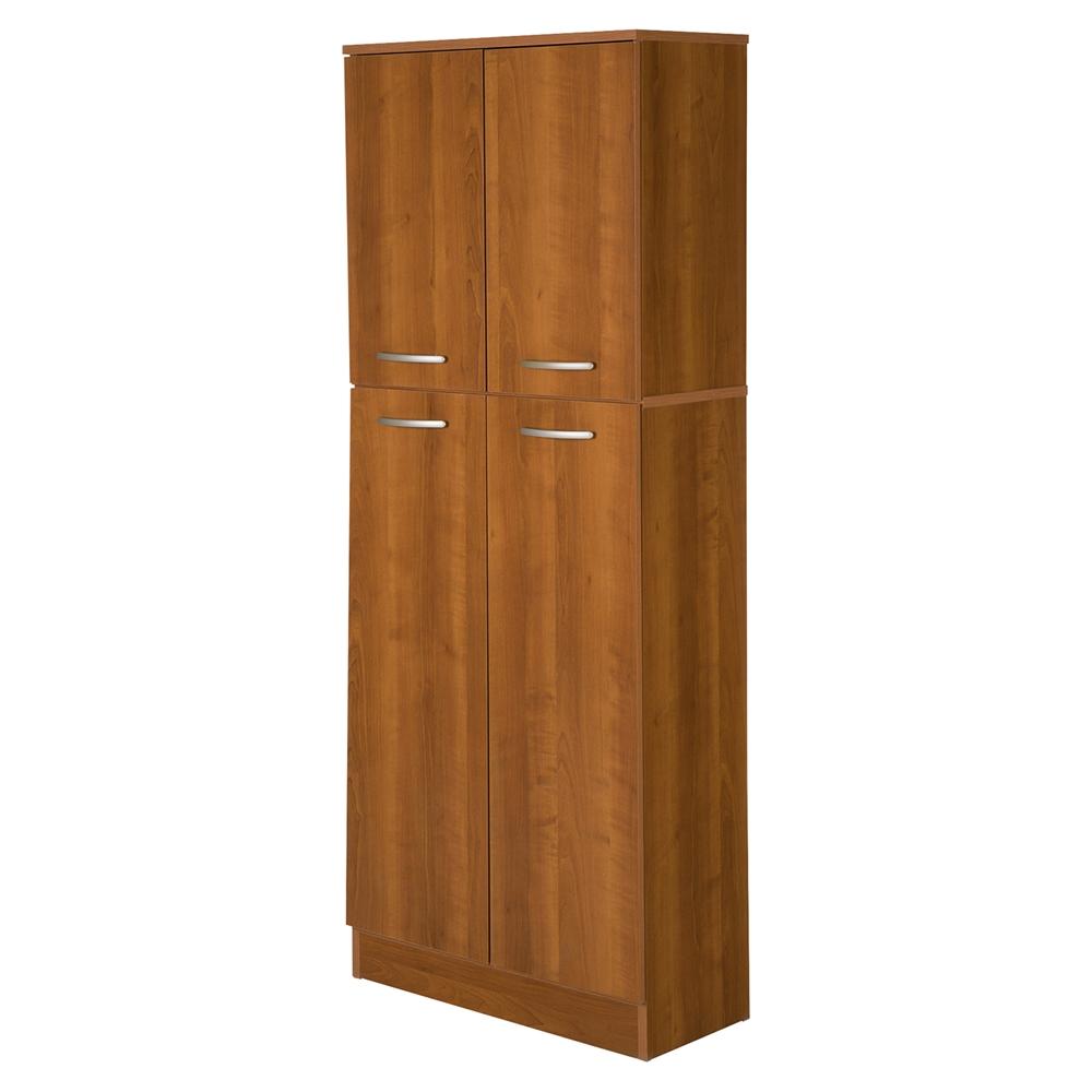 Axess 4 Doors Storage Pantry Morgan Cherry Dcg Stores