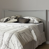 Step One Full/Queen Headboard - Soft Gray - SS-10108