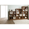 Morgan 4 Shelves Bookcase - Morgan Cherry - SS-10145