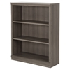 Morgan 3 Shelves Bookcase - Gray Maple - SS-10152