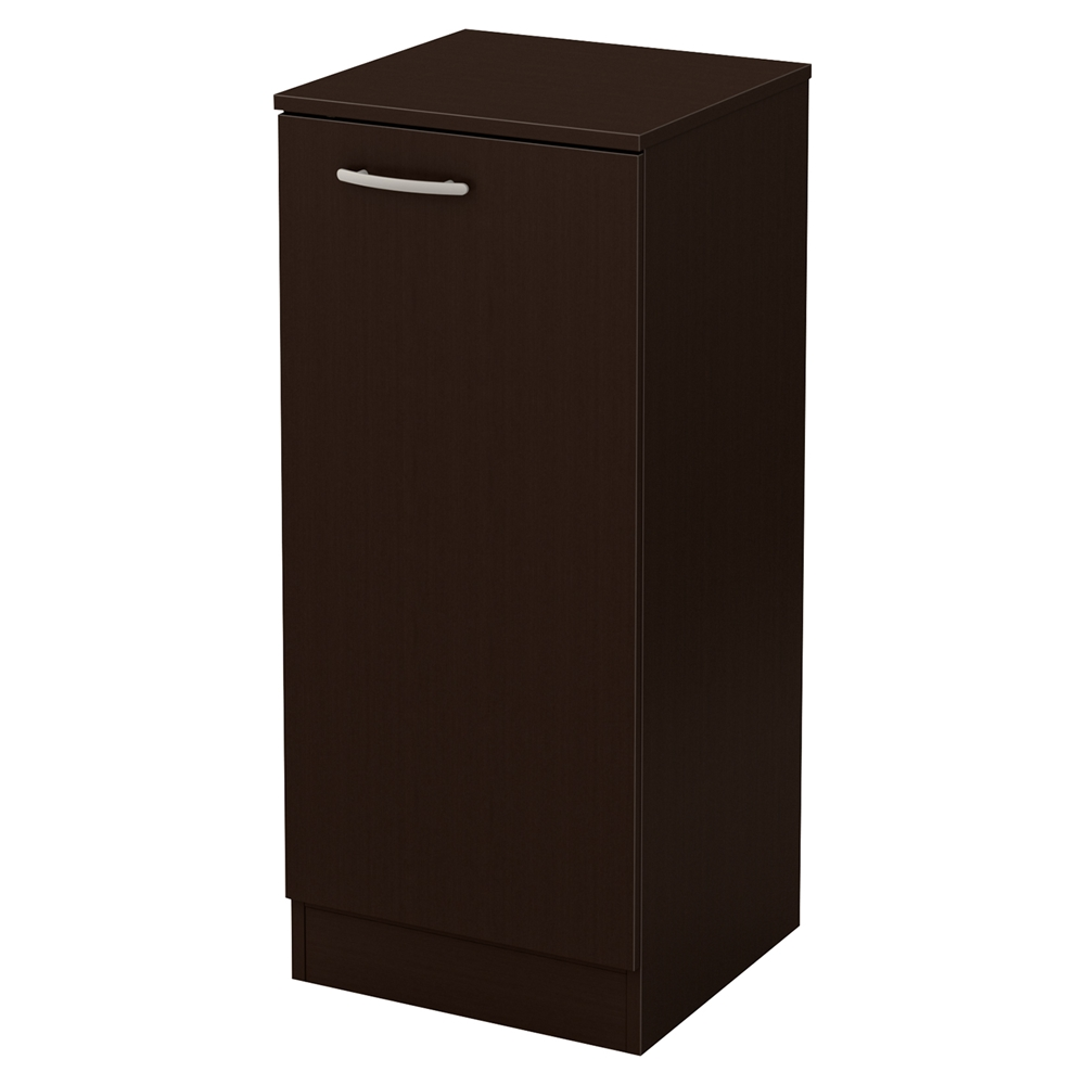 Axess Narrow Storage Cabinet Chocolate Dcg Stores