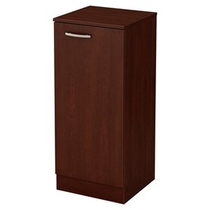 Axess Narrow Storage Cabinet - Royal Cherry