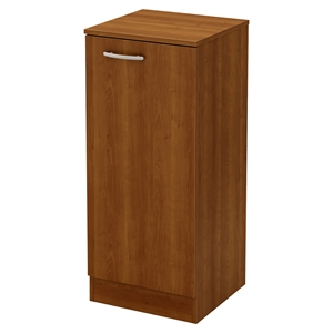 Axess Narrow Storage Cabinet - Morgan Cherry