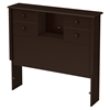 Little Smileys Twin Mates Bedroom Set - 3 Drawers, Espresso - SS-10406-SET