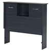 Ulysses Twin Mates Bedroom Set - 3 Drawers, Blueberry - SS-1036-T