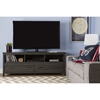 Exhibit TV Stand - Gray Oak - SS-10393